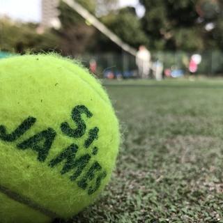 7月21日(土)ゆる~くテニス!アクセス抜群の明治神宮外苑内♪
