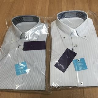(新品)半袖ワイシャツ(Mサイズ)