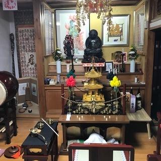 家族葬等の通夜、葬儀の読経及び各種法要を直接お受けします。葬儀の依頼もどうぞ。 - 大阪市