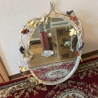 【7月限定品】アンティークの鏡