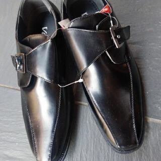 合革革靴未使用26センチ