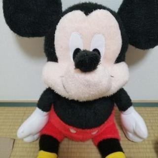 ディズニーでっかいミッキーマウスぬいぐるみ