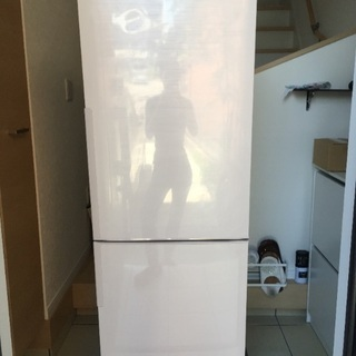 SHARP 冷蔵庫 2015年製 271L