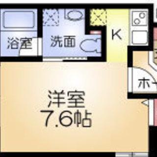 阿波座駅 歩9分  家賃32000円 共益費5000円 24.30㎡