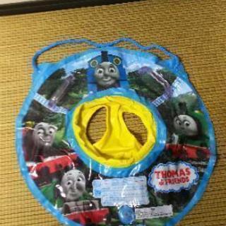 【美品】トーマスベビー浮き輪