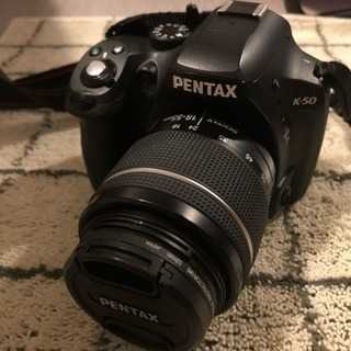 【最終値下げ】PENTAX K-50 レンズキット+おまけ諸々!