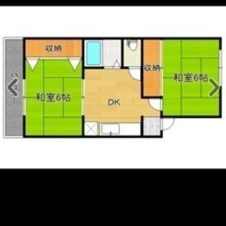 ニュー出来島コーポラス(2DK/3階/37.7m²)