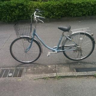 ブリジストンの26インチ自転車