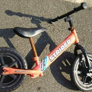 子供用ペダルなし自転車ストライダー2