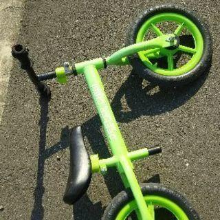子供用ペダルなし自転車
