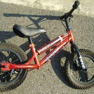 ペダルなし子供用自転車2