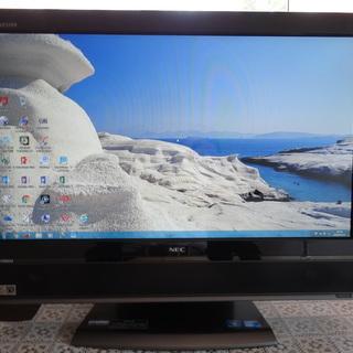 NEC23型Fil液晶ワイド高速i5/4GB★VW770/DS6B...