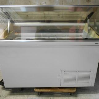 サンヨー 冷凍ディップアイスショーケース SCR-VD14N『良品...