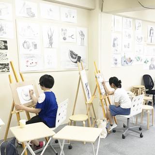芸大出身講師陣による美術高校・大学受験向け絵画教室【無料体験実施中】