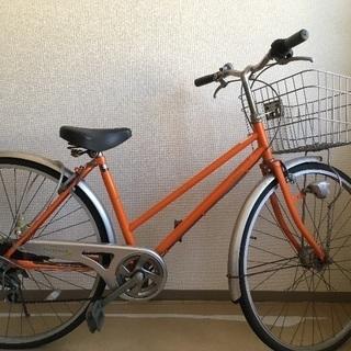 かなり値下げしました。自転車 27インチ 中古 SHIMANO
