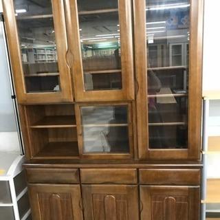 食器棚(木製)