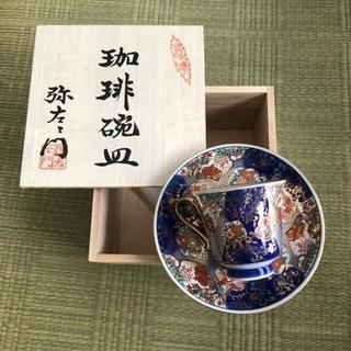 有田焼 コピーカップとソーサー
