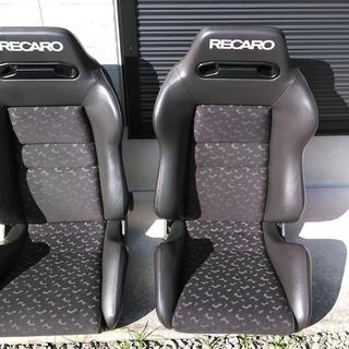 正規品レカロSR-ZERO 限定モデル (一脚は3年 助手席として使用)