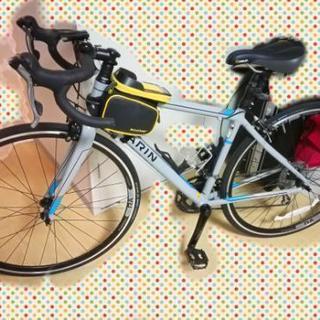 安売高級ロードバイク新品同様 世界有名メーカー日本で稀少なMARIN