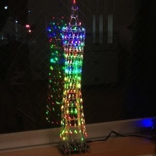 LED照明 広州タワー