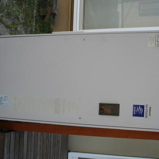 電気温水器差し上げます。