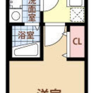 九条駅 歩5分  家賃30000円 共益費5800円 23㎡