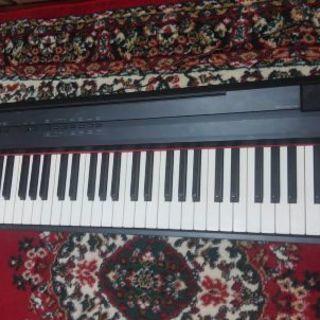 お取り引き中‼ヤマハ電子ピアノp-105ジャンク