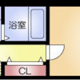 堺筋本町4分 家賃30,000円 共益費5,000円 30.6m2