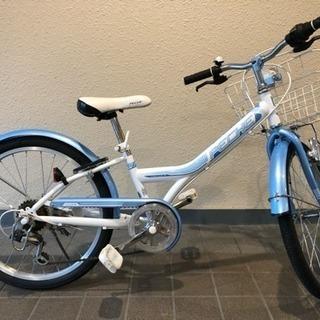 子供用 女の子 ジュニア キッズ 22インチ 自転車 あさひオリジナル