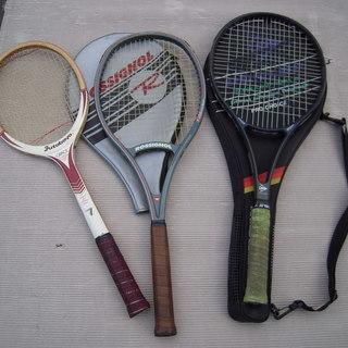 テニスラケット中古