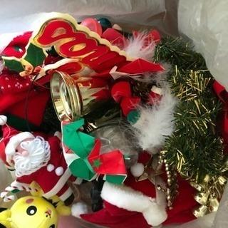 クリスマスツリー用飾りセット
