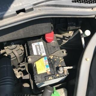 車バッテリー交換1000円