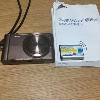 ソニーデジタルカメラ SONY wx300