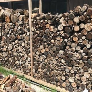 枝薪 雑木