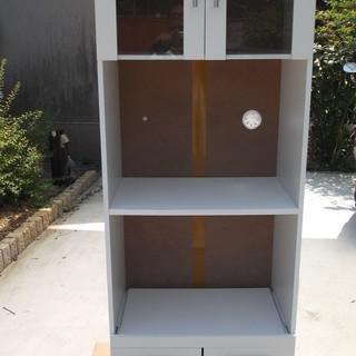 食器棚 レンジ台  レンジボード