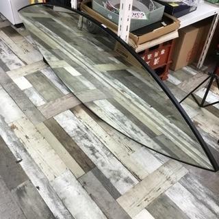 サーフボード型 鏡