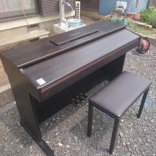 電子ピアノ  CASIO、