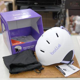 未使用 bolle 子ども用 ヘルメット スノボ・スキー用 XSサ...