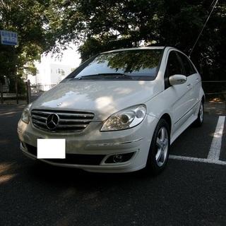 H19 メルセデスベンツ Bクラス キーレス ETC 車検2年付...