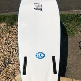 サーフィン エッセンスソフトボード 137センチ