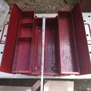 観音開き  工具箱