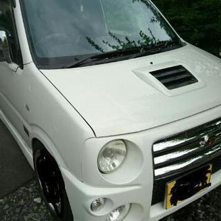 ダイハツムーヴ  カスタムRSリミテッド L900s 部品取り車