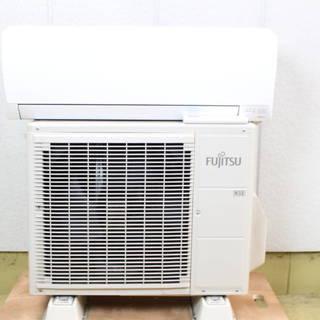 U007)富士通 ルームエアコン AS-J22E-W 人感センサー...