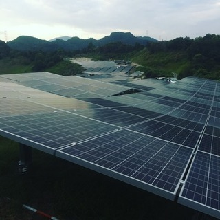 太陽光パネル設置工事