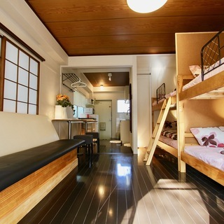 (新宿11分・渋谷19分)JR十条駅・短期賃貸(東京)