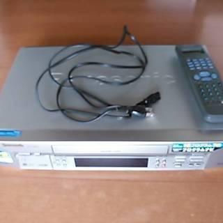 バナソニック S-VHSビデオデッキ NV-HSB20 Pana...