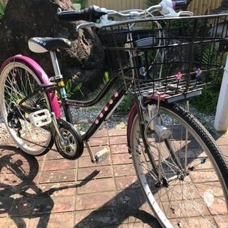 女児用 自転車 20インチくらい