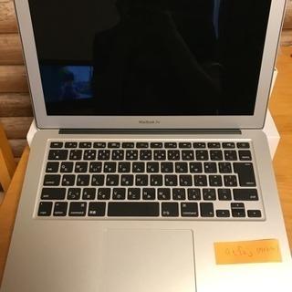 ほとんど新品!MacBook Air 13.3inch