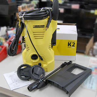 美品 ケルヒャー K2 1.602-218.0 家庭用高圧洗浄機 ...
