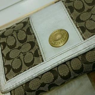 コーチ財布、レディース、正規品